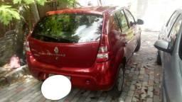 Renault sandero, 04 portas, revisado, emplacado e completo de tudo