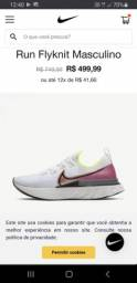 Vendo tênis da Nike tamanho 43