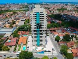 Edifício no Barro Duro, 3 quartos, varanda, elevador, andar, ótima área de lazer.