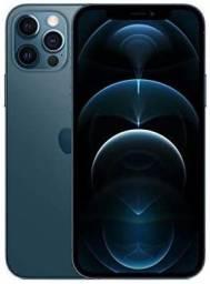 iPHONE 12 PRO MAX 128GB, TELA 6.7 - LACRADO COM GARANTIA DE 01 ANO Á PRONTA ENTREGA!