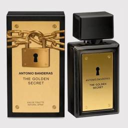 perfume antonio bandera golden secret 100ml