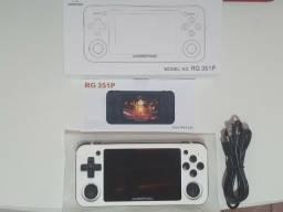Console RG351P Anbernic 256gb - 100% novo