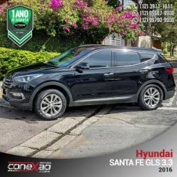 Hyundai Santa Fe GLS 3.3 V6 4X4