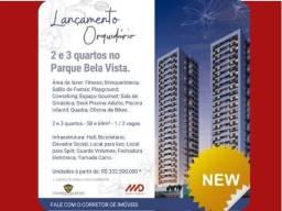 Título do anúncio: Apartamento 58m² com 2/4 e 1 vaga - Oportunidade<br><br>