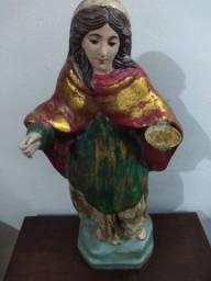 Santa Luzia estilo Barroco