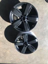 Vendo ou Troco Jogo de Rodas Aro 20 modelo Amarok