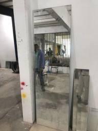 Espelho de alta qualidade...  TAM: 1,95cm X 60 cm