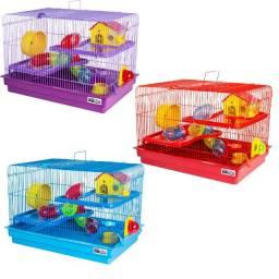 Gaiola para Hamster Nova na Caixa