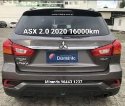 Título do anúncio: Asx 2.0 GLS 2020 16000km Miranda