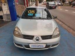 Título do anúncio: Renault Clio 1.0 Authentique Sedan / Flex / 2008