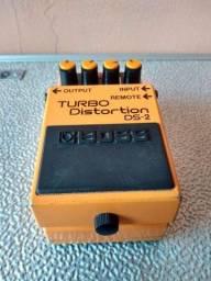 Pedal Boss Turbo distorção DS-2