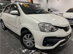Toyota Etios 2018 1.5 xs sedan 16v flex 4p manual