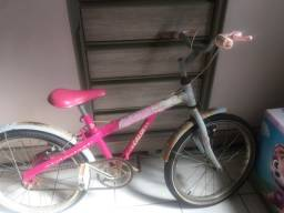 Bicicleta infantil de 6 anos