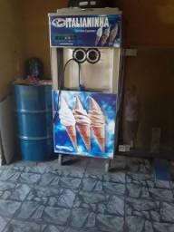Título do anúncio: Máquina de sorvete Italianinha ( ler anúncio)