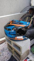 Capacete pro tork motocross