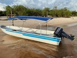 Título do anúncio: Bote Icoma R$ 18.500,00.