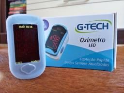 Oxímetro LED G-TECH - Seminovo em perfeitas condições.<br>