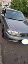 Título do anúncio: Corolla xei  automático 2001