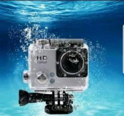 Sportcam 1080p Full Hd 170 Graus Wifi Fotos 12MP<br><br><br>