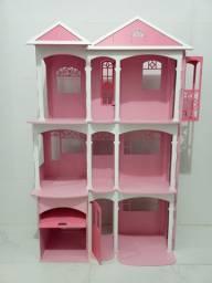 Casinha de boneca em MDF