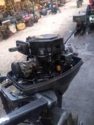 Título do anúncio: Vendo motor de popa Suzuki 30hp