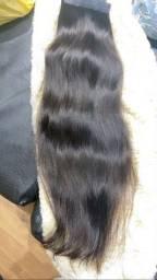 VENDO MEGA HAIR 100% humano NATURAL SEM QUÍMICA ALGUMA