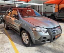 Fiat Strada Adventure 1.8 Flex CD 2012  impecável!!!!
