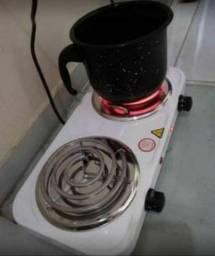 Produto novo: fogão elétrico 2 bocas