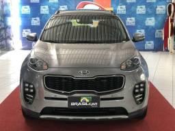 Kia Sportage EX2 2.0 Top - Única dona!!!