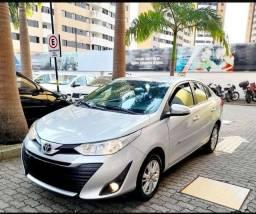 Título do anúncio: Toyota Yaris XL Sedan 2019 com Estado de Zero !!
