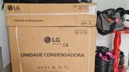 Título do anúncio: Ar Condicionado LG 24.000 BTUs DUAL INVERTER VOICE NOVO NA CAIXA