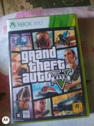 Jogo de Xbox GTA V