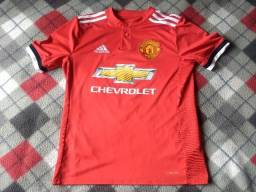 Camisa Manchester United adidas