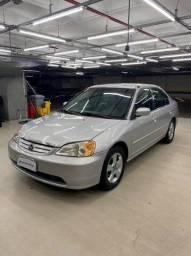 Título do anúncio: Honda Civic 1.7 Lx 4p