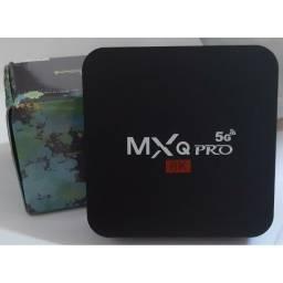 Título do anúncio: Tv Box 5G 128GB 8Gb RAM Nova Lacrada