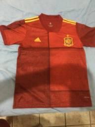 Título do anúncio: Blusa Espanha original