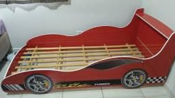 Título do anúncio: Cama carros tamanho 2.00mt X 0.96cm