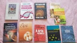 Título do anúncio: Vendo Livros Novos e Usados - A partir de R$2,00