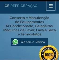 CONSERTO E MANUTENÇÃO DE EQUIPAMENTOS DE REFRIGERAÇÃO