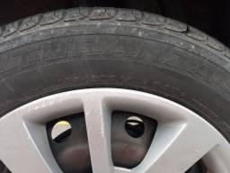 Título do anúncio: Vendo pneu USADO