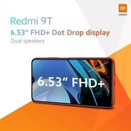 "Redmi 9T Dual Sim 6.53"" 4GB/128GB"
