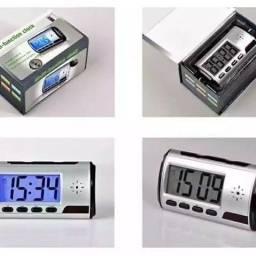 Título do anúncio: Relógio de mesa com câmera