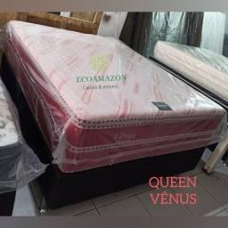Título do anúncio: Cama Queen de Molas Ensacadas e Pillow top