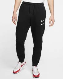 Calça Moletom Nike Sportswear Swoosh Pt (DB4955-010)