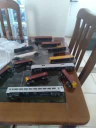 Título do anúncio: Trens e vagões da frateschi