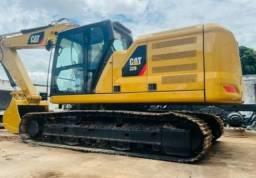 Título do anúncio: Escavadeira Hidráulica Caterpillar 320
