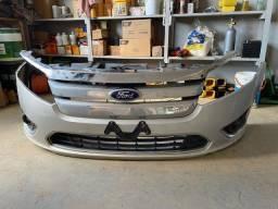 Título do anúncio: Parachoque dianteiro ford fusion 2011 completo original
