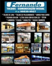 Fernando Toldos e Comunicação Visual Guaratuba