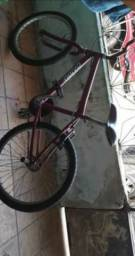 Uma bicicleta em bom estado