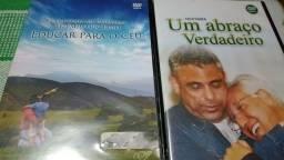 Título do anúncio: DVD canção Nova Padre Leo, padre Jonas e Padre Paulo Ricardo